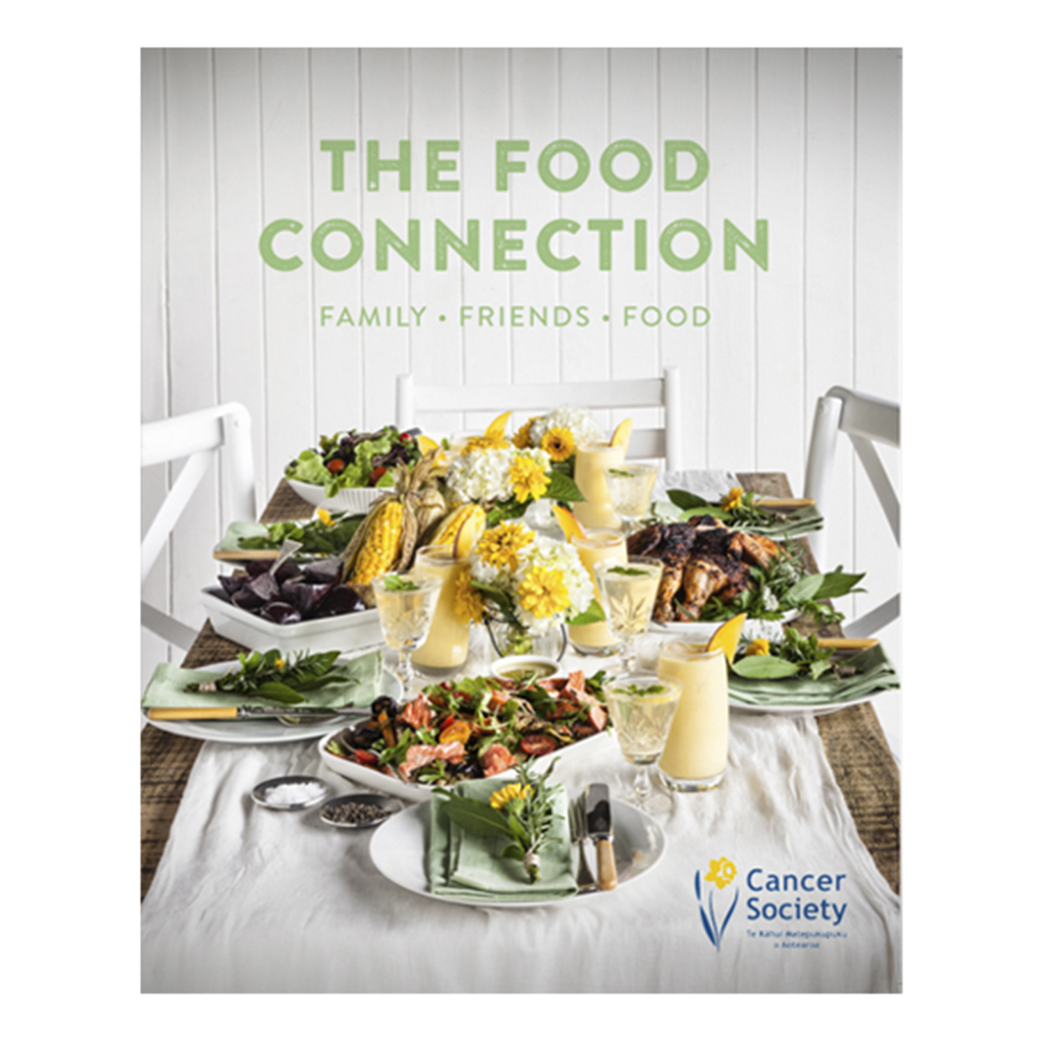 The Food Connection Recipe Book